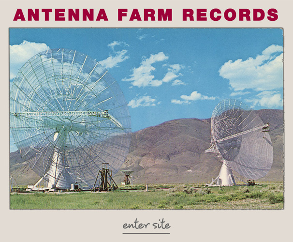 Antenna Farm Records - enter site